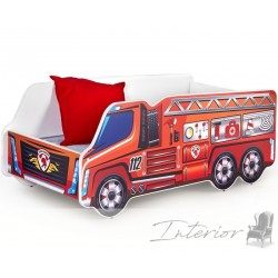 Hal.Fire Truck gyerekágy